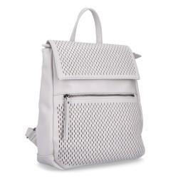 světle šedý batoh 6246