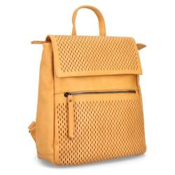 žlutý batoh 6246