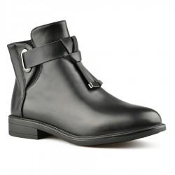 černá kotníková obuv Tendenz MGW20-048