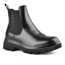 černá kotníková obuv Tendenz MGW20-020