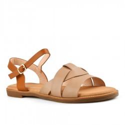 béžové sandálky Tendenz FAS20-008