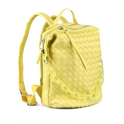 žlutý proplétaný batoh Tendenz FFS21-081