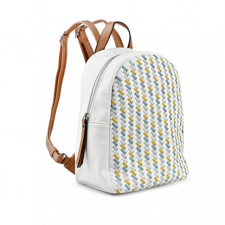 bílý batoh Tendenz FFS21-082