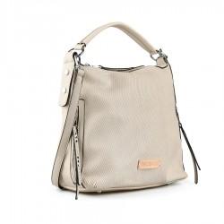 světle béžová kabelka Tendenz FFS21-031