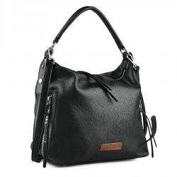 černá kabelka Tendenz FFS21-031
