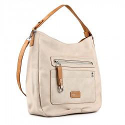 béžová kabelka Tendenz FFS21-024