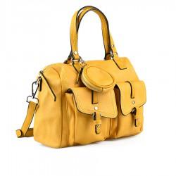 žlutá kabelka Tendenz FFS21-051