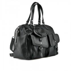 černá kabelka Tendenz FFS21-051