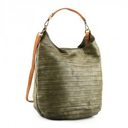 zelená kabelka Tendenz FFS21-004