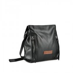 černá kabelka Tendenz FFS21-032