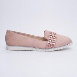 růžové mokasíny MatStar 529028