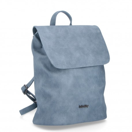 modrý elegantní batoh 4126