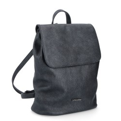 černý elegantní batoh 4126