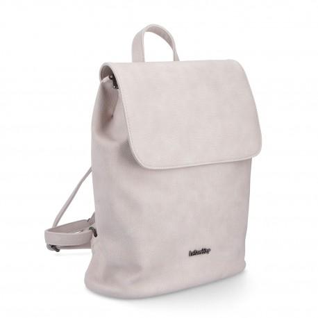 béžovo-růžový elegantní batoh 4126