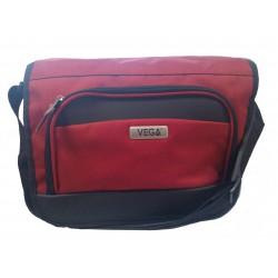 červená sportovní taška TITAN vega